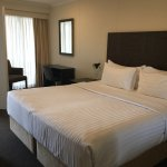 Bedroom and study nook