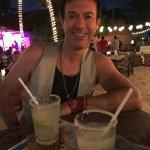 Margaritas on the Beach