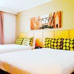 Travelodge Hotel Melbourne Southbank Foto