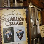 Sugarland Cellars Winery resmi