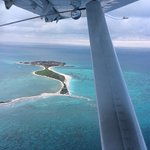 Leaving the Dry Tortugas