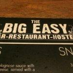 Foto van The Big Easy