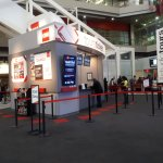 TICKET OFFICE AND ENTRANCE TO CNN STUDIOS TOUR
