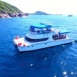 High Speed Catamaran M/V Sundancer