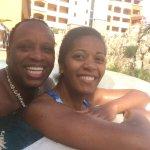 Hubby KP & Wifey Jiji Salt Water Spa Pampering