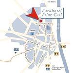 Eazires Parkhotel Prinz Carl Foto