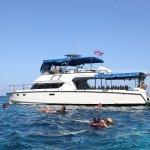 MV Sundancer Sea Bees High Speed Catamaran