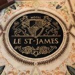 Foto van Hotel Le St-James