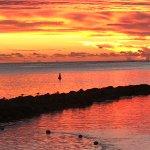 Sunset Awali