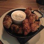 Ginger Sesame Fried Chicken