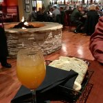 Loved the restaurant & champagne mimosa with cider and caramel rim