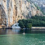 Photo of Lake Vouliagmeni