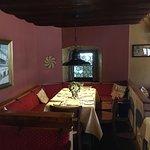 Restaurant Chesa Grischuna Foto
