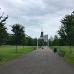Lincoln Park, an easy 30-45 minute walk from the hotel.