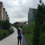 """""""The 606 Trail,"""" like NYC's High Line, an elevated pathway 3 miles long. 15 minutes from hotel v"""
