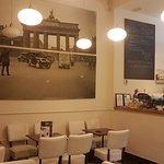 Interior del Café Berlín