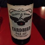 Lovely Pale Ale to go with your meal!