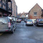 Parking - very congested over Christmas - access problems for fire service.