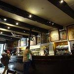 Le bar salle à manger galerie de peinture