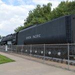 Photo of Big Boy Steam Engine
