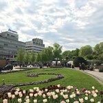 Parkanlage / Karl-Johans-Gate