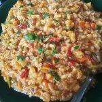 ρύζι λαχανικών
