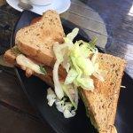 Great bacon sandwich