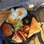 The full breakfast