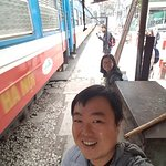 @Train street