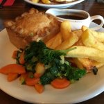 Great steak and ale pie