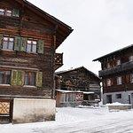 Das charmante Bergdorf Brigels