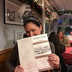 New Years Goodies and the Menu