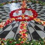 Foto de Strawberry Fields, John Lennon Memorial