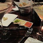 martinis & bread