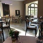 Foto de Le Mas des Aigras Restaurant