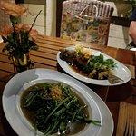 ภาพถ่ายของ ห้องอาหารขันโตก บุราส่าหรีรีสอร์ท