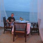นี่นั่งพิเศษสำหรับคืนที่พิเศษครัับ วิวทะเล อาหารอร่อยบรรยากาศเหนือบรรยายครับ