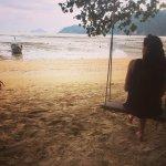 Foto van Aonang Cliff Beach Resort