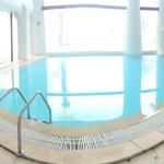 piscine intérieur chauffée