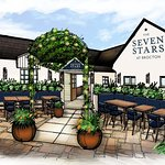 Artists impression of the new restaurant