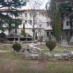 Monastery of Saint Naum Foto