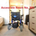 Accessible Room No. 801