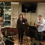 The band they had on New Year's eve (Lisa Jay and the trio). Great band.