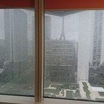 Dirty window view