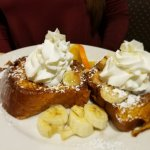 French toast.