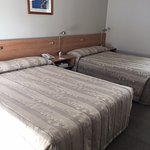 Beds at the Kingsgate Hotel