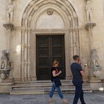 The Cathedral of St James in Sibenik Foto