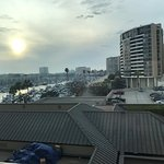 """View from our """"City View"""" room"""