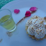 lemon meringue with limoncello