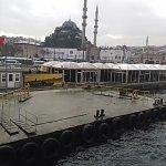 Photo of Eminonu Pier